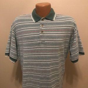Woolrich Size = M, Short Sleeve Shirt Button Front